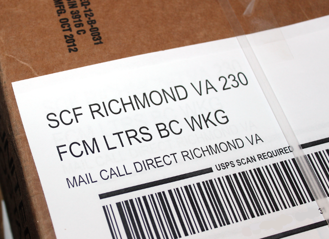 Image of Pallet Tag